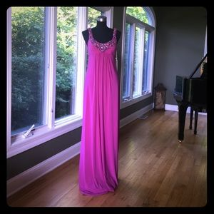 Mignon - formal cocktail gown.